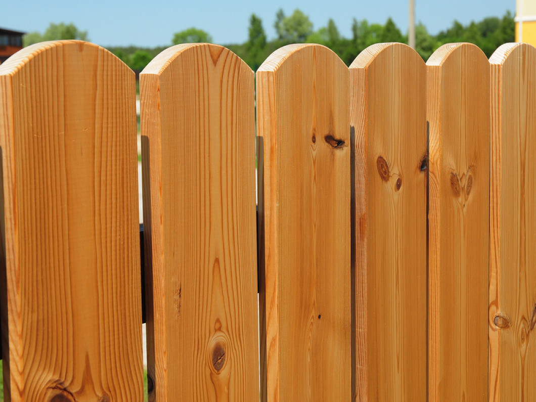 Build a Fence to Enhance Your Property's Beauty